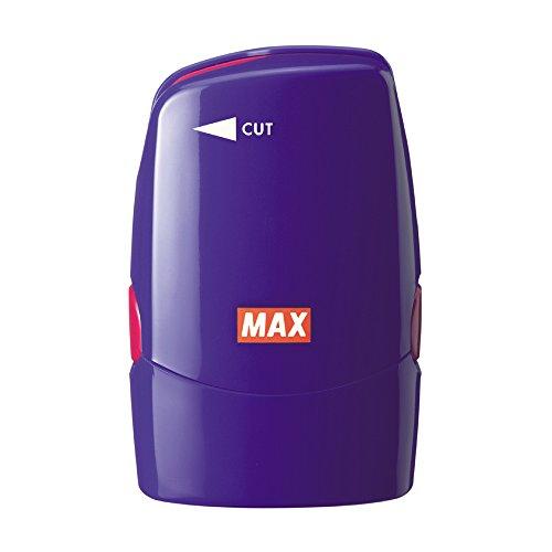 マックス 個人情報保護 スタンプ コロコロケシコロ WITHレターオープナー SA-151RL/B(10セット)