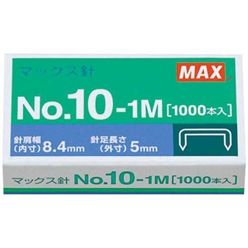 <title>Max 10 stapler 世界の人気ブランド needle No. 10-1M MS91187 送料無料 単価63円 240セット マックス 10号ホッチキス針 No.10-1M</title>