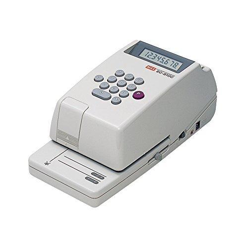 マックス 電子チェックライタ コードレスタイプ EC-310C
