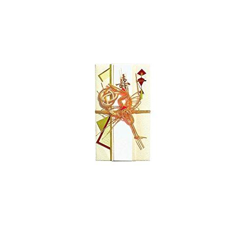【単価252円・40セット】マルアイ 新金封 571 鶴 キ-571(40セット)