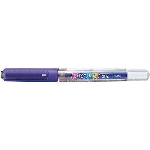 An MITSUBISHI PENCIL highlighter pro pass cartridge is purple 送料無料 単価108円 紫 ミツビシ お気に入 140セット カートリッジ 蛍光マーカー UNI プロパス 永遠の定番 三菱鉛筆