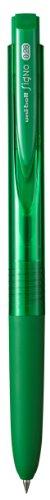 【送料無料・単価105円・480セット】ミツビシ 三菱鉛筆 UNI ユニボールシグノRT1ノック式ゲルインクボールペン0.28mmグリーン(480セット)