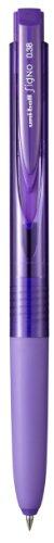 【送料無料・単価105円・480セット】ミツビシ 三菱鉛筆 UNI ユニボールシグノRT1ノック式ゲルインクボールペン0.38mmバイオレット(480セット)