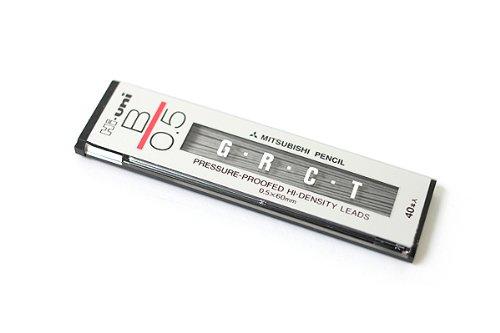 【送料無料・単価215円・70セット】ミツビシ 三菱鉛筆 UNI シャープ芯 Hi-Uni 0.5 B(70セット)