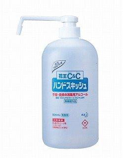 花王 ハンドスキッシュ アルコール消毒剤 本体800ml(10セット)
