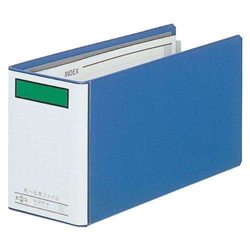 売り込み File 5 10 type 897-8 ten sets for the 公式通販 slip キングジム unification Jim 1269円×10セット King 10セット 5×10型 統一伝票用ファイル