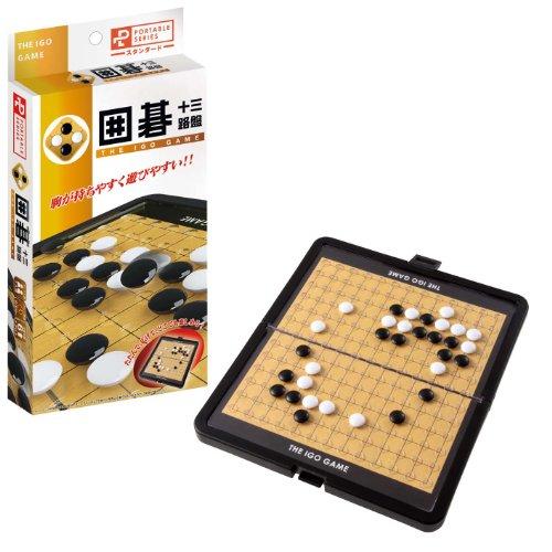 Hanayama game portable Go 057677 4977513057677 ポータブル囲碁 スタンダード ハナヤマ 4977513057677