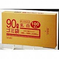 クラフトマン ゴミブ黒90L100枚 HK-095(5セット)
