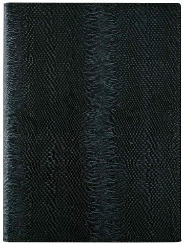 【送料無料・単価1993円・10セット】レイメイ藤井 レポートパッド ツァイトベクター A4 ブラック ZVP283B(10セット)