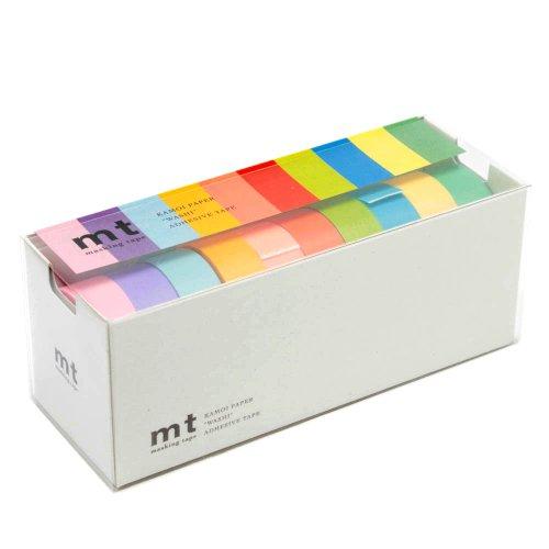 カモ井加工紙 MT10P 明るい色2 MT10P003(10セット)