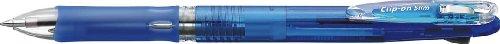 Zebra 初売り clip-オンスリム 2 C AO B2A5-BL 4901681459520 送料無料 ゼブラ B2A5-BL 完全送料無料 300セット 単価168円 クリップ-オンスリム2C青