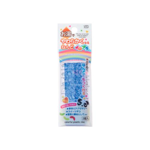【単価65円・240セット】シード イロプラ ブルー ACG-PC1-B(240セット)