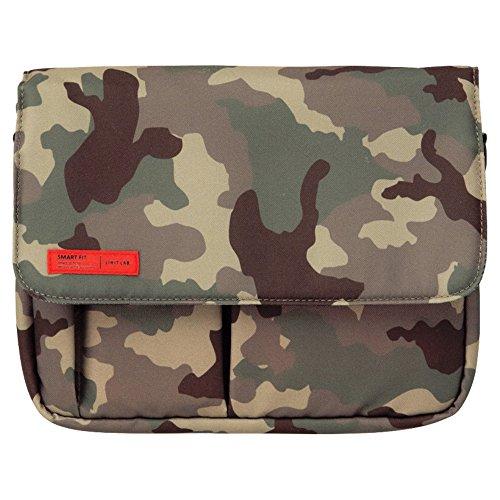 使い勝手の良い Lihit Lab 最安値挑戦 carrying porch A5 camouflage A7575-31 キャリングポーチ リヒトラブ 単価1270円 20セット 送料無料 カモフラージュ