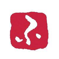 Common Japanese ☆新作入荷☆新品 bamboo penetration alphabet mark ふ AL完売しました。 送料無料 KO902-28 くれ竹 浸透いろは印 KO902-28 単価210円 240セット