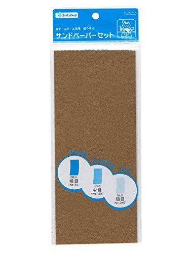 <title>Debika sandpaper set 034301 激安通販ショッピング 00028797 送料無料 単価72円 210セット デビカ サンドペーパーセット</title>
