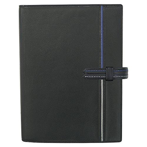 能率 バインデックス システム手帳 デュエ A5 ネイビー AA97-1