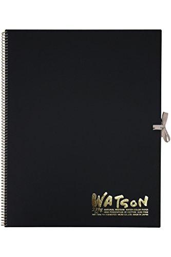 ミューズ ワトソンブック F6 クロ NW-1506(5セット)