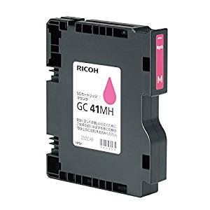 リコー SGカートリッジ マゼンタ GC41MH 515827 (5セット)