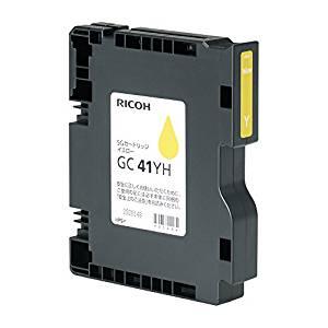 リコー SGカートリッジ イエロー GC41YH 515828 (5セット)