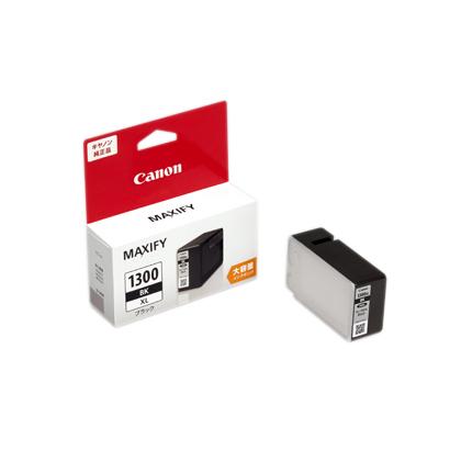 キヤノン CANON PGI-1300XLBK [大容量インクタンク ブラック](5セット)