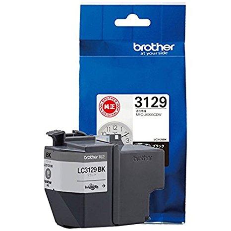 brother 純正インクカートリッジブラック LC3129BK (5セット)