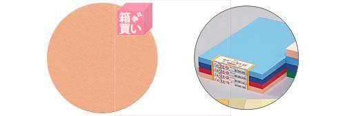 【箱買い商品 / 一箱3000セット】リュウグウ ニューカラー8切 127サーモン (納期優先の為単品詰合せの場合が御座います)