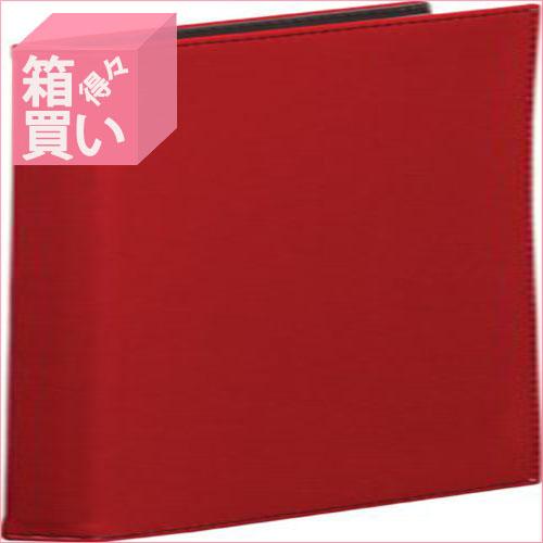 【送料無料・単価564円・80セット】キングジム カードホルダー レザフェス 1911LF 赤(80セット)