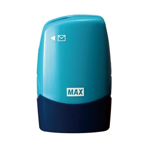 Max 大人気! MAX SA-151RL B2 co-Lauretta blue 送料無料 単価504円 MAX コロレッタ 優先配送 SA-151RL マックス ブルー B2 100セット