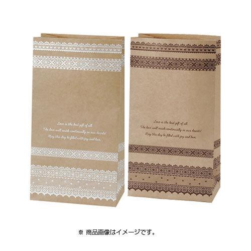 【単価156円・100セット】包む カクゾコBAGレースS T-2665(100セット)