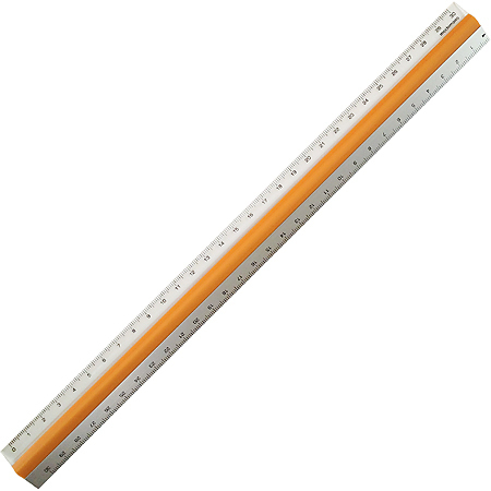 プラムネット モチモノ mochimono 640022 [ピタットルーラー 30cm オレンジ](10セット)