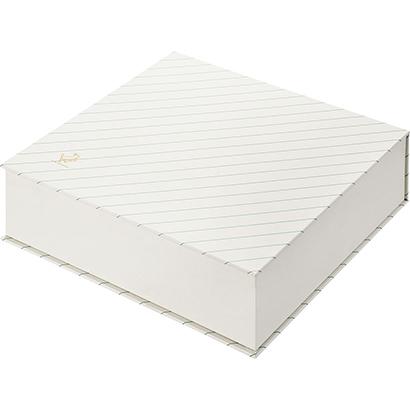 安売り キング 超特価 紙文箱 ストライプグリ-ン 177176 20セット 送料無料 単価1270円 4971660046072