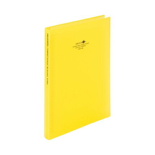 Lihit Lab compact binder B5 length 26 hole yellow N5024-5 送料無料 150セット 黄 N5024-5 リヒトラブ お得なキャンペーンを実施中 ブランド激安セール会場 コンパクトバインダー B5タテ 単価336円 26穴