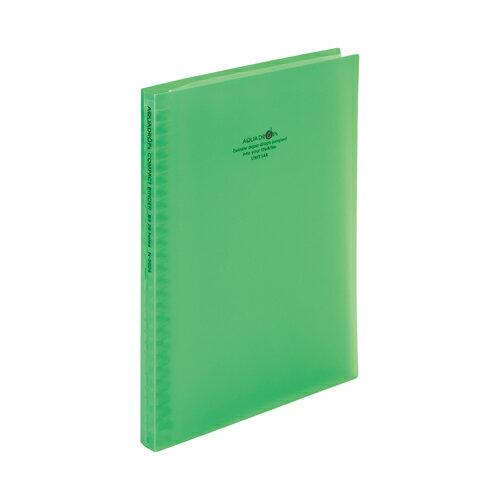 Lihit Lab compact 正規逆輸入品 binder B5 length 26 hole yellowish green 150セット リヒトラブ 26穴 単価336円 B5タテ N5024-6 コンパクトバインダー N5024-6 黄緑 限定特価 送料無料