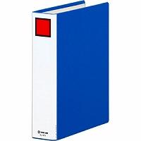 【箱買い商品 / 一箱80セット】キング キングファイルスライドドッチA4S 1875アオ (納期優先の為単品詰合せの場合が御座います)