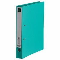 【送料無料・単価289円・200セット】キングジム Dリングファイル エコノミータイプ 緑 A4S 692ミト(200セット)