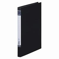 【送料無料・単価172円・240セット】キングジム ZファイルBF 黒 A4S 568BFクロ(240セット)