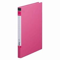 【送料無料・単価172円・240セット】キングジム ZファイルBF ピンク A4S 568BFヒン(240セット)