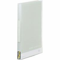 【送料無料・単価282円・160セット】キングジム クリアーファイル シンプリーズ 透明 A4S 40P 186TSPW 透明(160セット)