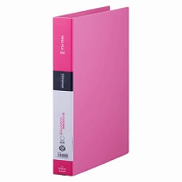 【送料無料・単価209円・250セット】キングジム リングファイル シンプリーズ ピンク A4 642SPヒン(250セット)