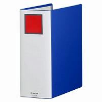 【箱買い商品 / 一箱60セット】キングジム KING JIM キングファイル スーパードッチ A4S 2470A青 (納期優先の為単品詰合せの場合が御座います)