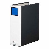 【送料無料・単価438円・90セット】キングジム キングファイル スーパードッチ A4S 1478GX 黒(90セット)