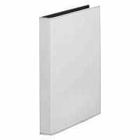 【送料無料・単価886円・80セット】キングジム レザフェス リングファイル A4S 1961LF 白(80セット)