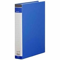 【箱買い商品 / 一箱120セット】キングジム KING JIM キングファイル ドッチBF 1073BF青 (納期優先の為単品詰合せの場合が御座います)