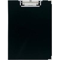 【送料無料・単価269円・200セット】キングジム クリップボード カバー付BFシリーズ 黒 309BFクロ(200セット)