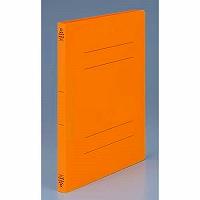 【送料無料・単価138円・360セット】キングジムフラットファイル クイックイン<PP>GX 4432GX オレンジ(360セット)