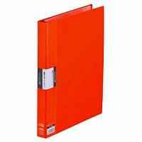 【箱買い商品 / 一箱60セット】キングジム KING JIM ハガキホルダーA4 61HBオレンジ (納期優先の為単品詰合せの場合が御座います)