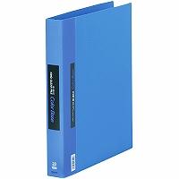 【箱買い商品 / 一箱40セット】キングジム KING JIM クリアーファイル A4S 139W青 (納期優先の為単品詰合せの場合が御座います)