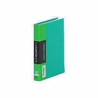 【送料無料・単価317円・180セット】キングジム クリアーファイルミニ 91Cミト A6S 緑(180セット)