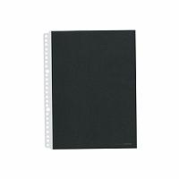 【送料無料・単価289円・200セット】キングジム カラーベースポケット B5S 102CPクロ(200セット)