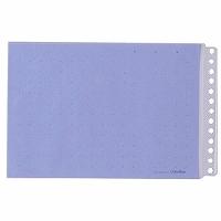 【送料無料・単価232円・200セット】キングジム カラーベースポケット B6E 101CPアオ(200セット)